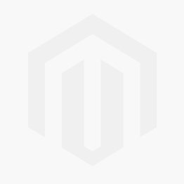 Round Circles Floating Necklace, Green and Blue
